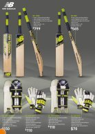 Intersport Cricket Catalogue - Page 2