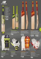 Intersport Cricket Catalogue - Page 3