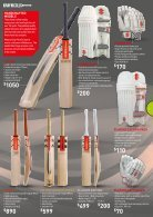 Intersport Cricket Catalogue - Page 5