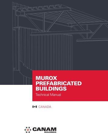 MUROX PREFABRICATED BUILDINGS