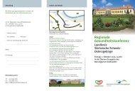Regionalen Gesundheitskonferenz - Landkreis Sächsische Schweiz ...