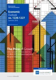 The Price of Growth