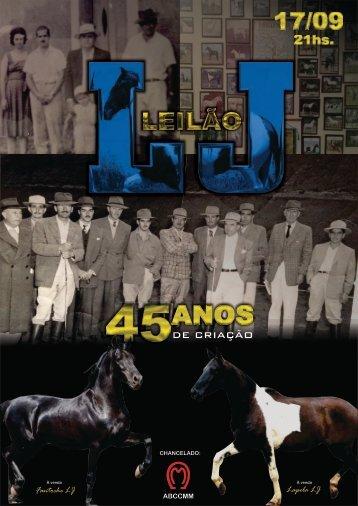 CÁT.LEILÃO LJ DIGITAL