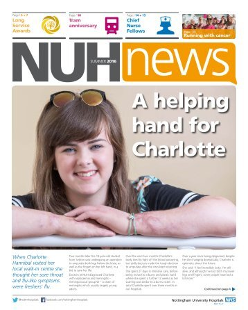 NUH News Summer edition