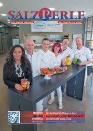 SALZPERLE - Stadtmagazin Schönebeck (Elbe) - Ausgabe 06/2016+07/2016