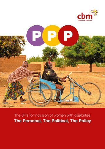 The Personal The Political The Policy