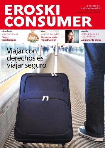 Viajar con derechos es viajar seguro