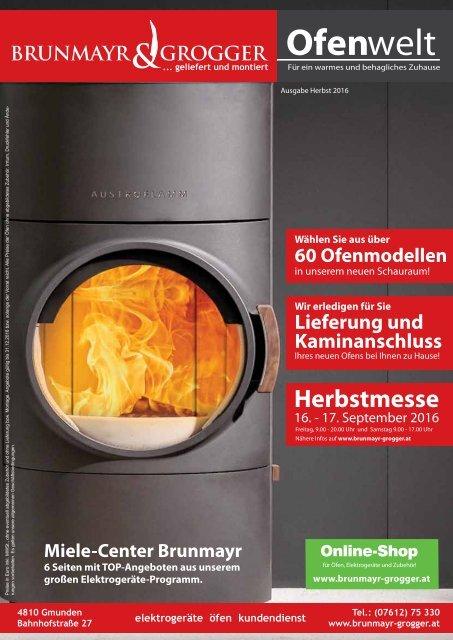 Brunmayr & Grogger Ofenwelt 2016
