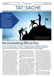 TatSache Ausgabe 03/2016