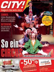 City-Magazin 2016-07 Linz