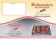 CATALOGO - FELIZARDO'S GRILL - 02-2015