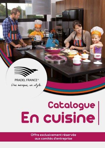 Catalogue_En_Cuisine-PRADEL_FRANCE