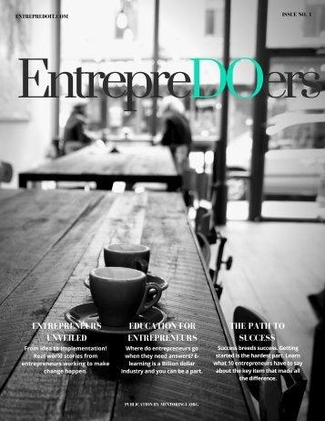 EntrepreDOit E-zine