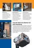 Klammern Broschüre - Cascade Corporation - Seite 3