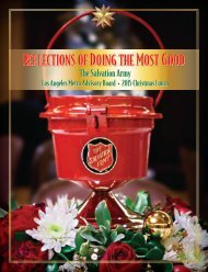 usw salvation army webmail
