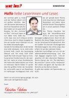 Wat Los? / Ausgabe 8 - 2016 - Seite 3