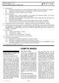 Séance publique du 26 novembre 2005 - Pétange - Page 2