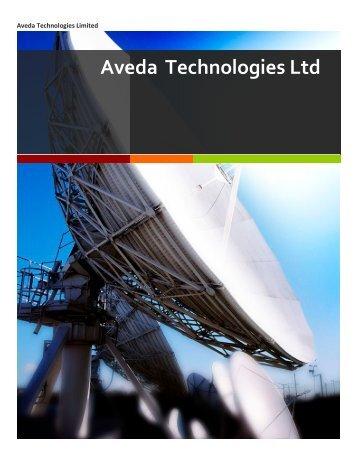 aveda company profile