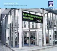 KLASSIK RADIO AG - KlimaShop GmbH