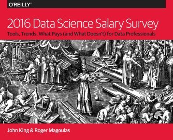 2016 Data Science Salary Survey