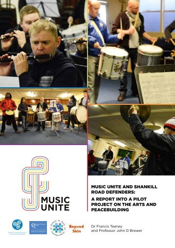 Music-Unite-Project-Report-2016