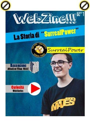 WebZine!!! Prova PDF
