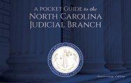 North Carolina Judicial Branch
