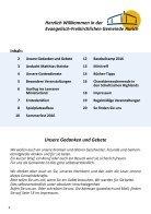 Gemeindebrief August bis Oktober 2016 - Seite 2
