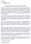 Erlebnisberichte Quantenheilung - Seite 3