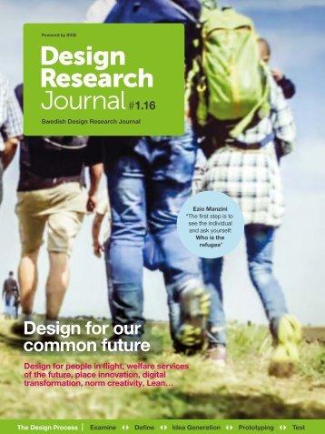 Design Research Journal