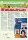 Bevenser Nachrichten September 2016 - Page 3