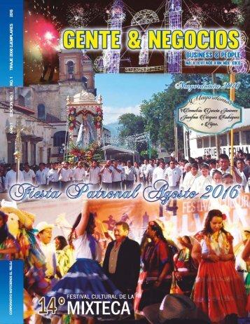 Revista Gente y Negocios