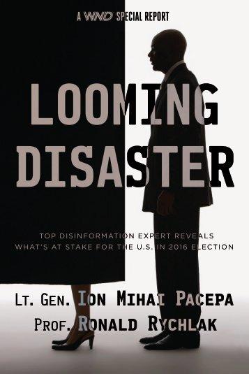 LOOMING DISASTER
