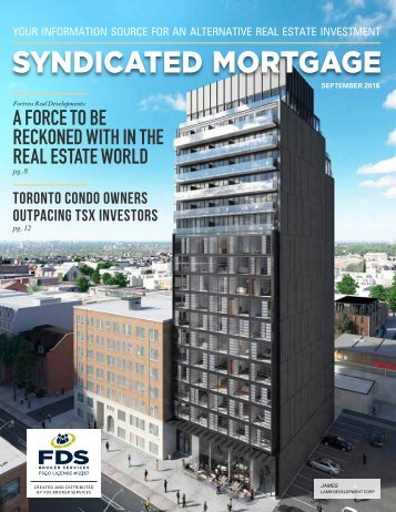 SYNDICATED MORTGAGE