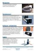 Anbaugeräte, Gabeln und Zubehör für Stapler - Cascade Corporation - Seite 6