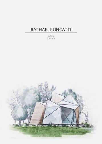 Raphael Roncatti - Portfolio