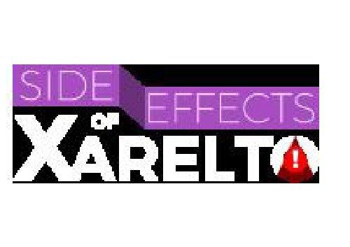 Side Effects of Xarelto