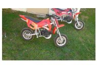 Mini Dirt Bikers