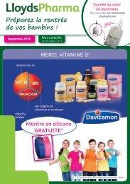 LloydsPharma Septembre flyer (FR)