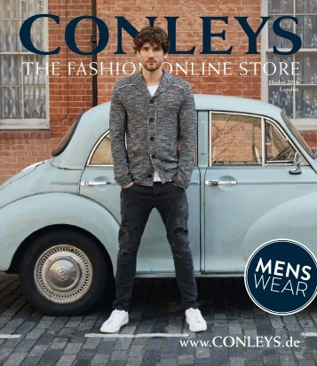 Каталог Conleys Mens Wear осень 2016. Заказ одежды на www.catalogi.ru или по тел. +74955404949