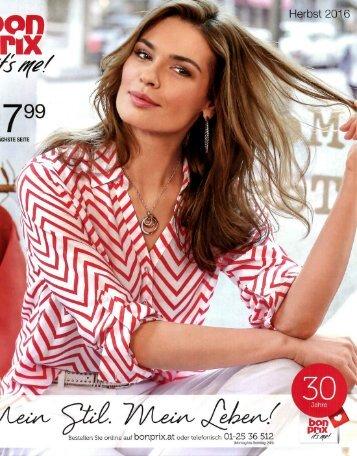 Каталог Bonprix осень 2016. Заказ одежды на www.catalogi.ru или по тел. +74955404949