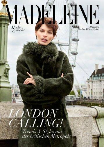 Каталог Madeleine Mode&Mehr осень-зима 2016. Заказ одежды на www.catalogi.ru или по тел. +74955404949