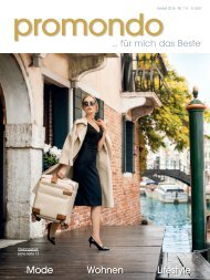 Каталог Promondo осень 2016. Заказ одежды на www.catalogi.ru или по тел. +74955404949