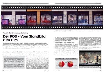 Der POS – Vom Standbild zum Film - VMM