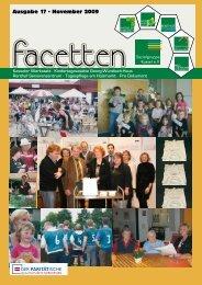 Facetten November 2009
