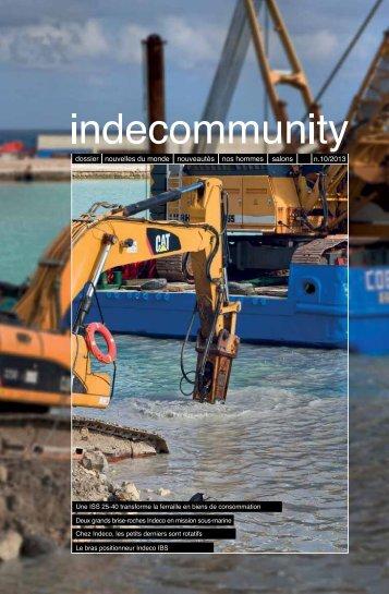 Indecommunity 10/2013 (FR)