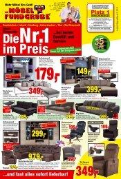 Die Möbelfundgrube - Möbel KW 35