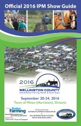 Official 2016 IPM Show Guide