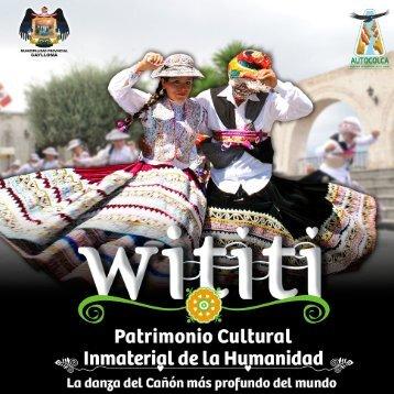 Wititi - Patrimonio Cultural Inmaterial de la Humanidad