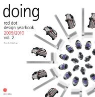 reddot institute for advanced design studies - Red Dot Award